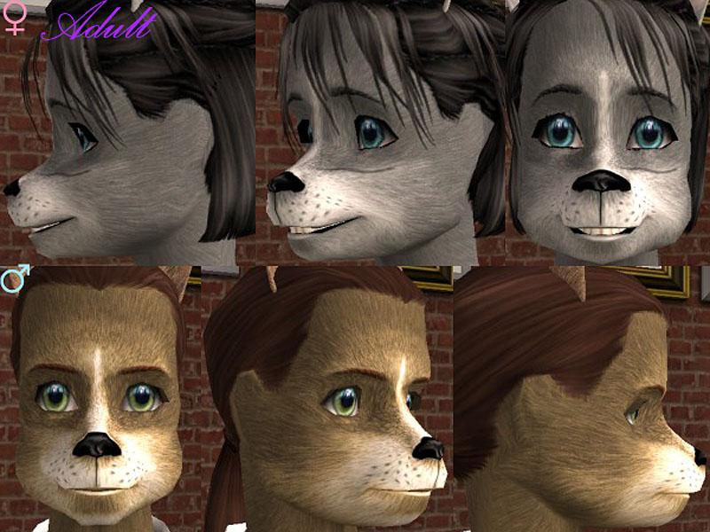 Sims 3 furry mod