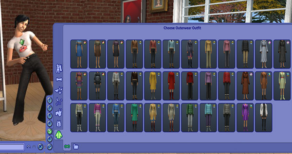 Variant does sims2 adult object you
