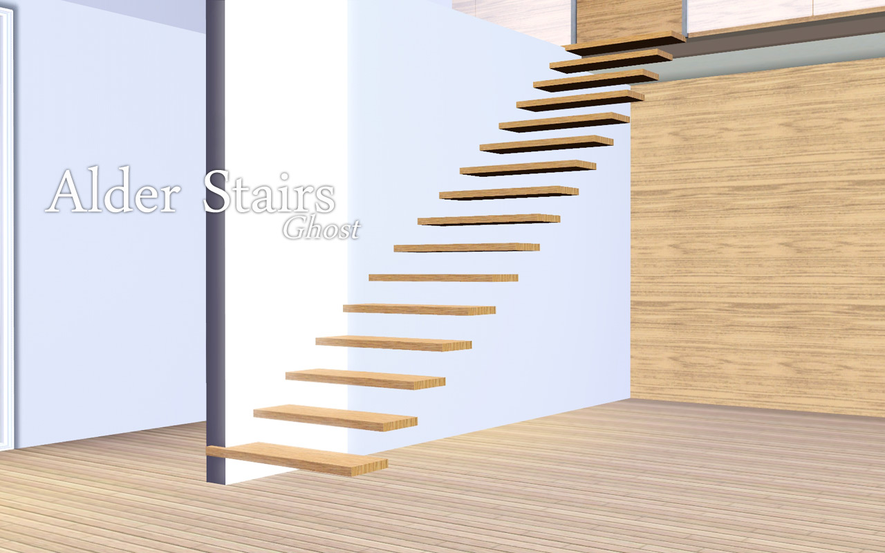Mod The Sims 4 New Stairs Alder Stairs Upd 16th Dec