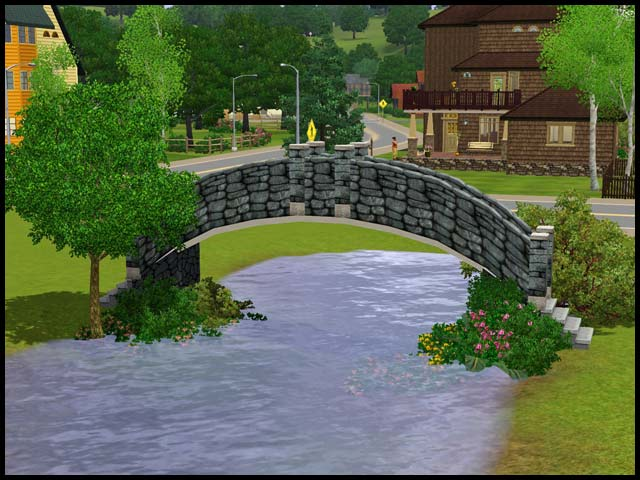 Mod The Sims - [Tutorial] Bridges in The Sims 3