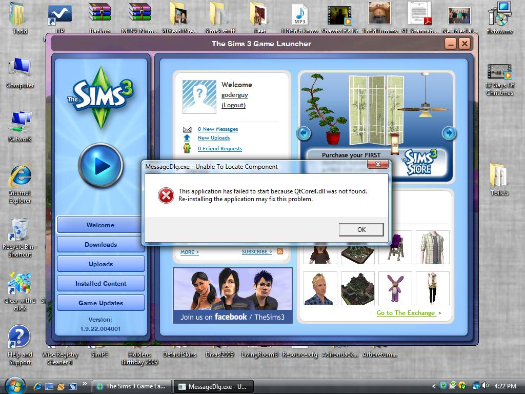 free sims apps