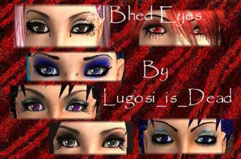 Mod The Sims - Al Bhed Eyes