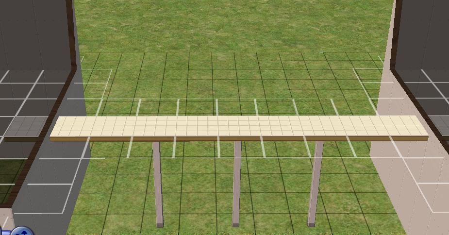 Boolprop Floor Elevation Cheat : Mod the sims how to build a bridge on second floor