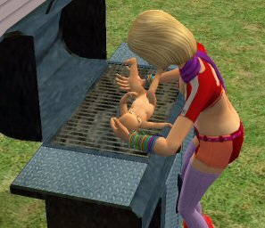 how to change sim baby