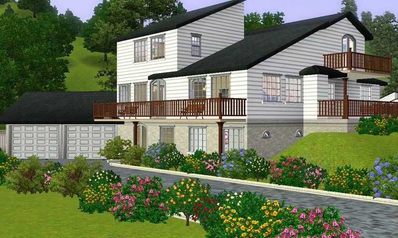 Cannot Design House In Sims