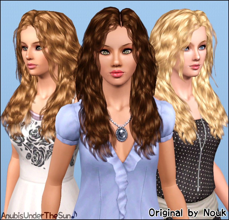 Sims 2 Hairstyles: Plastic Sims: THE SIMS 2 & THE SIMS 3