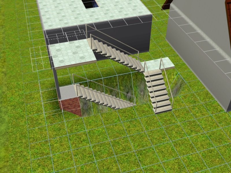 Constrain Floor Elevation False Sims 2 : Mod the sims stacked staircase