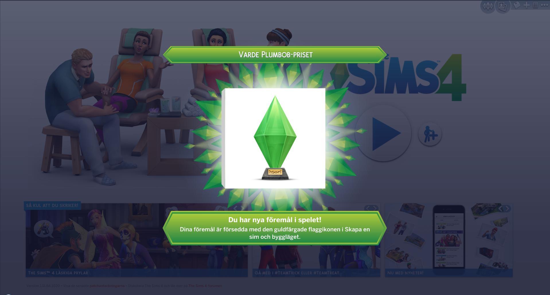Sims Store Föremål Gratis