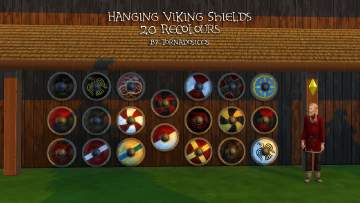 Mod The Sims - Search Results for Viking