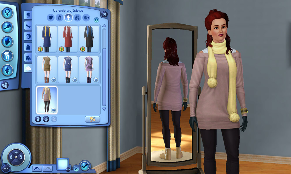 Mod The Sims - Recategorizing clothing to Seasons outerwear
