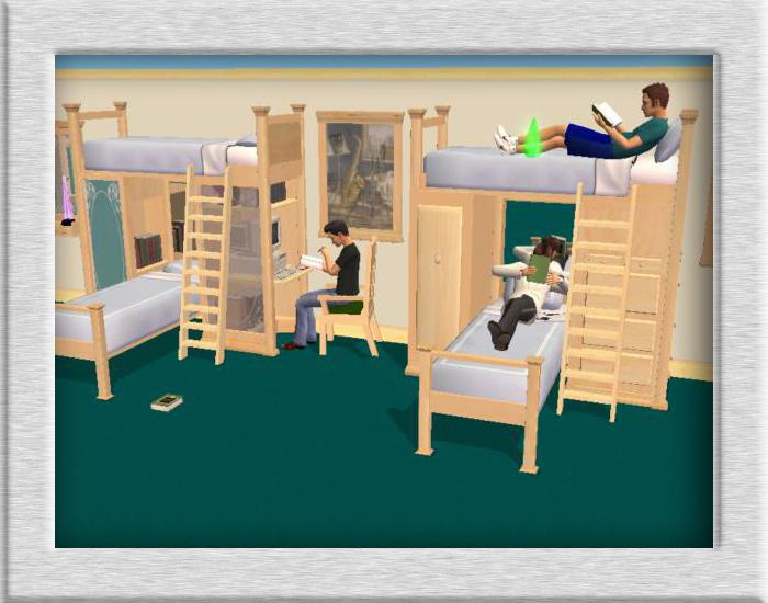 sims 3 loft bed download 3