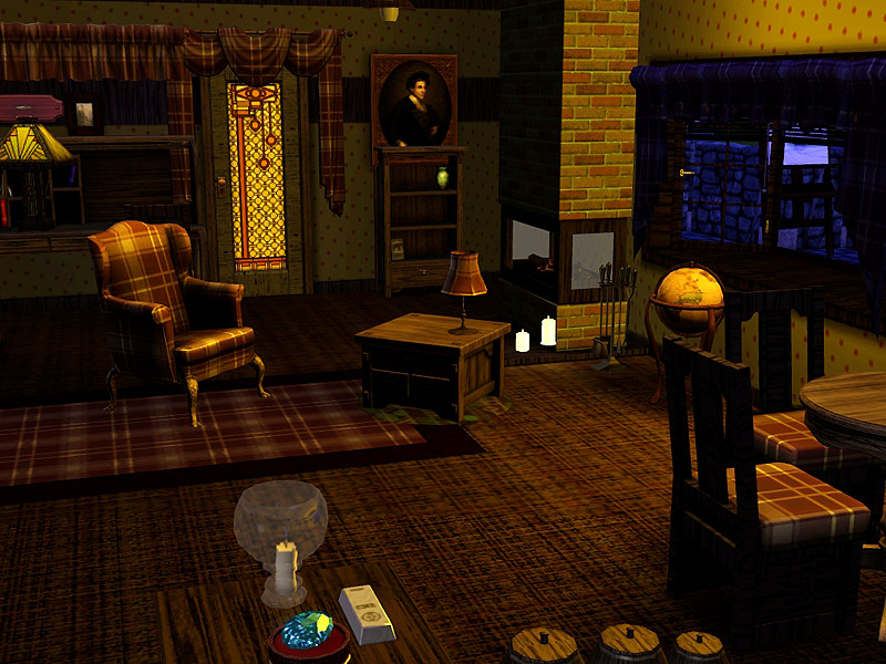 Mod The Sims Witch House