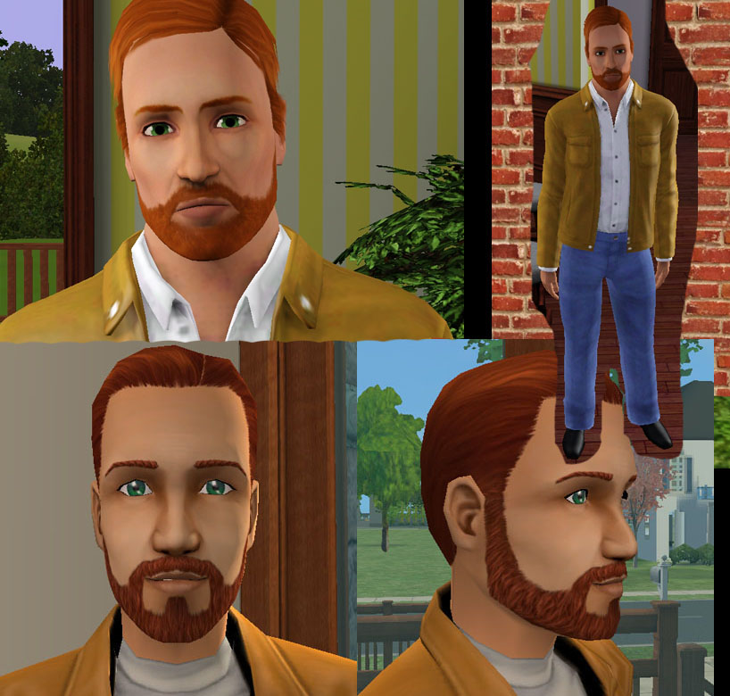 sims 2 pleasant family