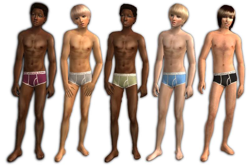 Teen Boys Briefs