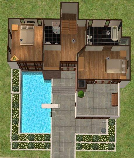 Casa moderna for Casa moderna 6 parte 2