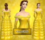Click image for larger version Name: 2Formal Belle.jpg Size: 137.8 KB