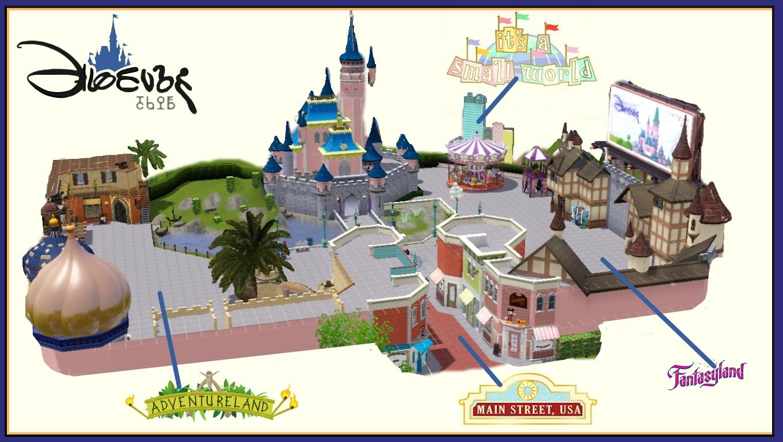 Mod The Sims - Disneyland Park