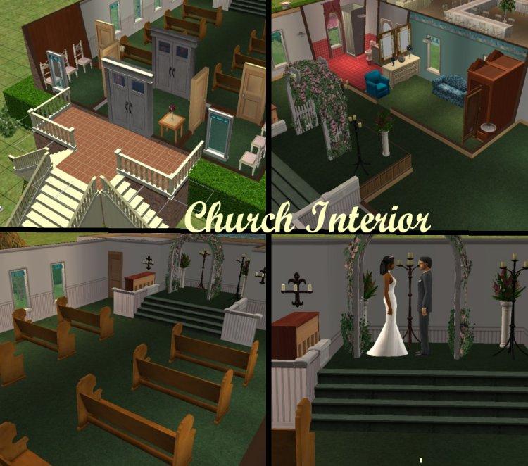 Community Church For Weddings