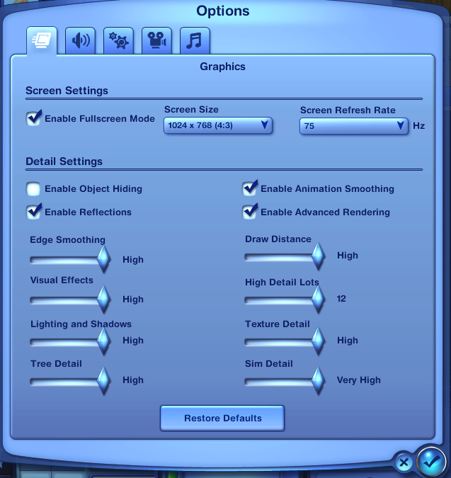 In-game reset, 80 Says and via sims to, sims3 download keeps computer instr