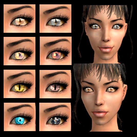 Unique Eye Colors Natural