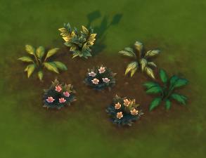 Mod The Sims - Modular Hanging Plants