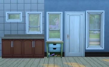 large double hung windows extra large mod the sims double hung window addons