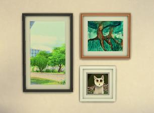 Mod The Sims Painting Frames