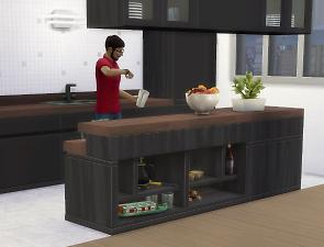 mod the sims slurp counter slurp. Black Bedroom Furniture Sets. Home Design Ideas