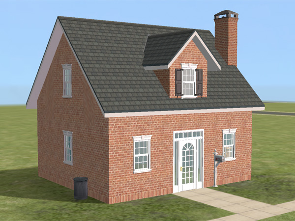 Mod The Sims Bigger Attics Updated 2008 11 02 And