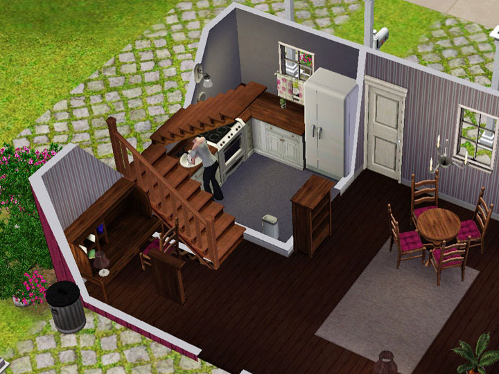 Mod The Sims View Article Tutorial Split Level