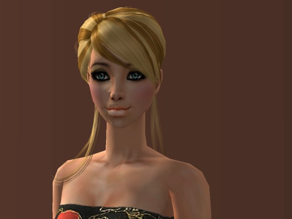 hairstyles with streaks. All of the hair styles/meshes