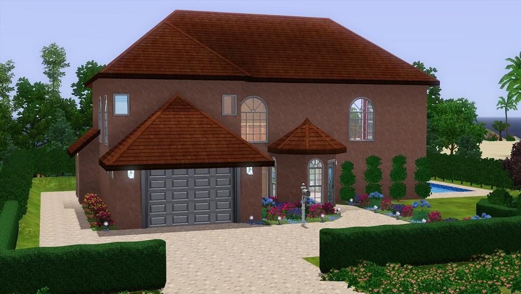 Show je sims huis girlscene forum for Inspiratie huizen