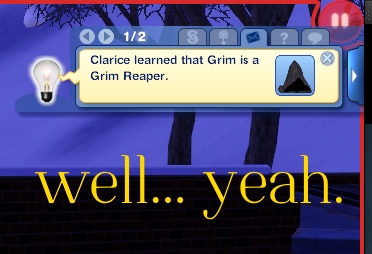 sims 4 dating the reaper Get spooky in the sims 4 this halloween 2014-10-29 simguru zera plenty of simmers love to play around with the reaper in the sims 4.
