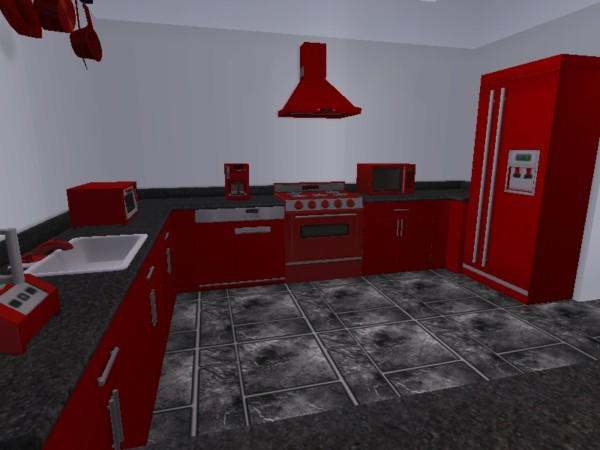 Sims  Kitchen And Bath Appliance Recolors