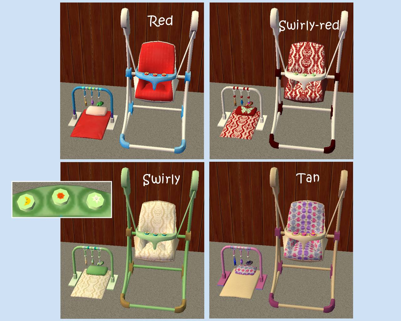 Mod The Sims First Impressions Recolours For Sims