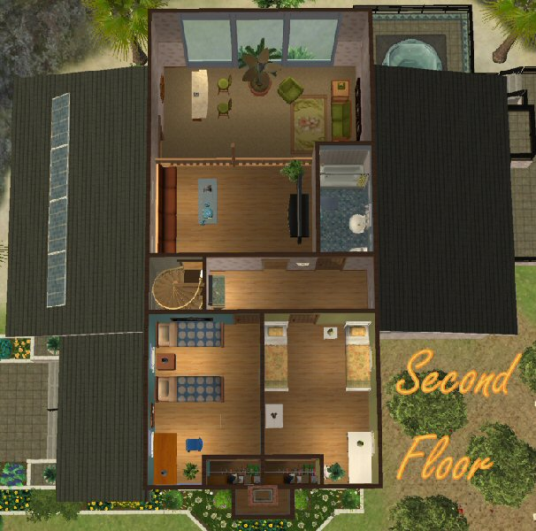 Floor Elevation Cheat Sims 2 : The sims ao trabalho