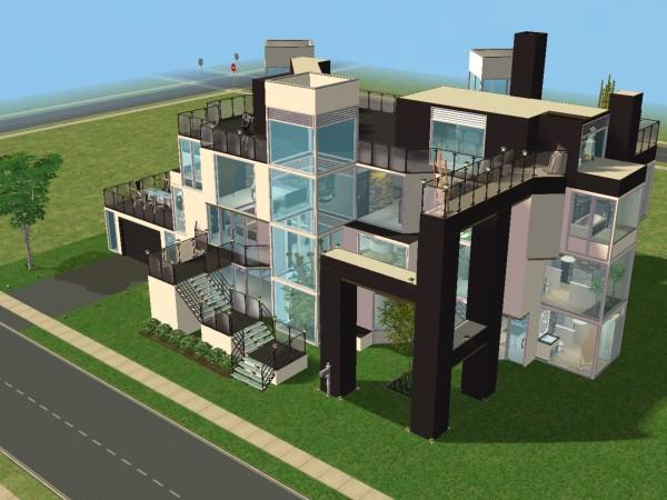 Mod The Sims - Cubism : No.1