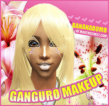 Ganguro girl dating sim