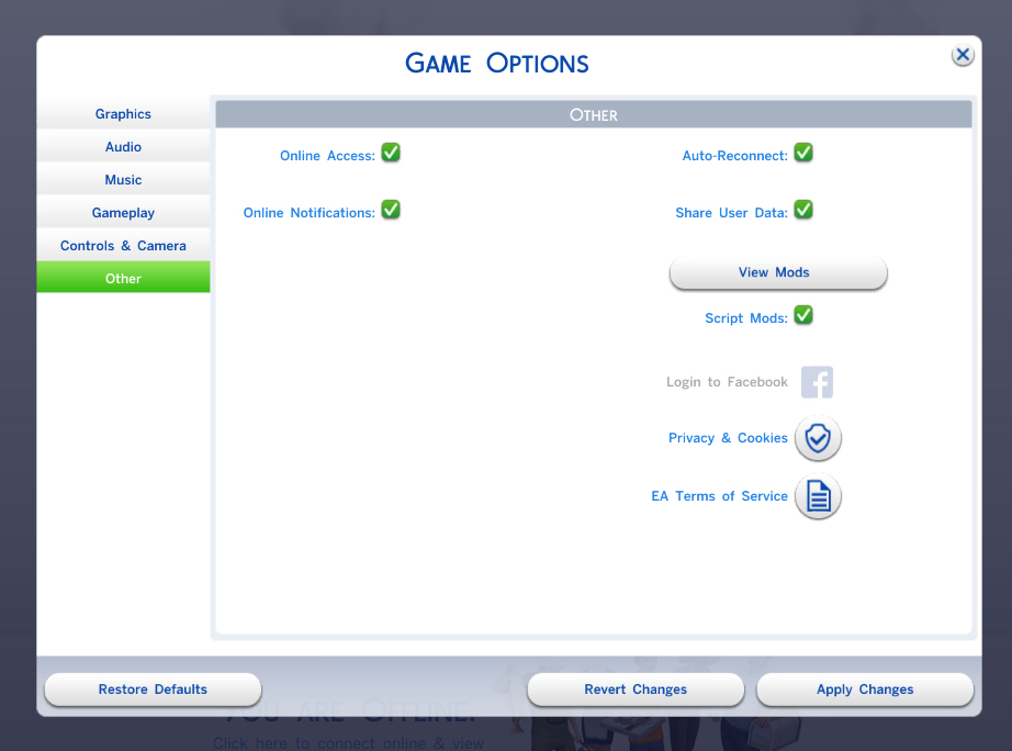 Mod The Sims Script Mod Enable Advanced Debug Cheat