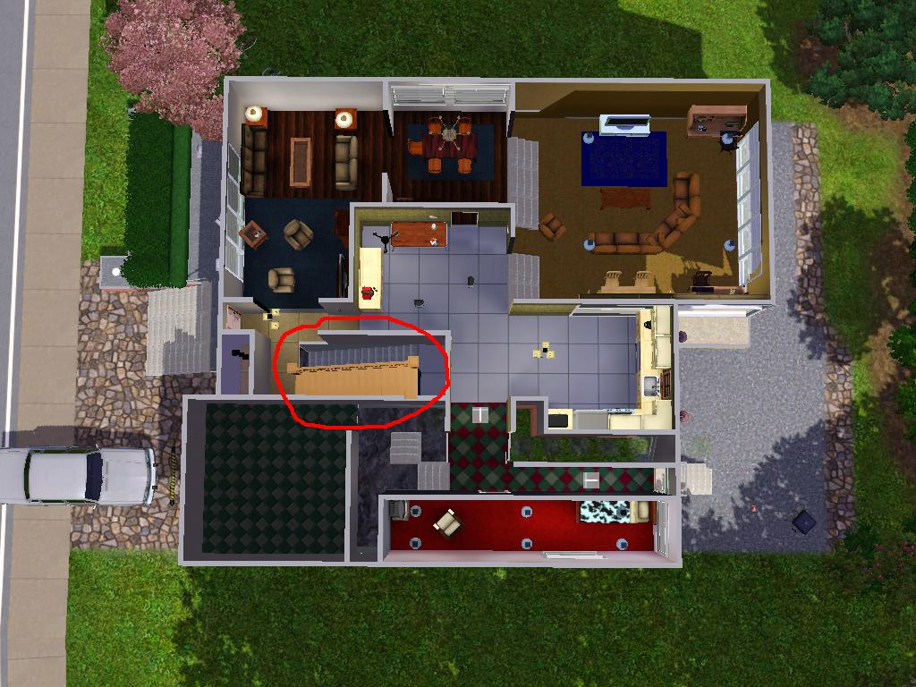 Constrain Floor Elevation Sims 4 : Mod the sims stacked staircase