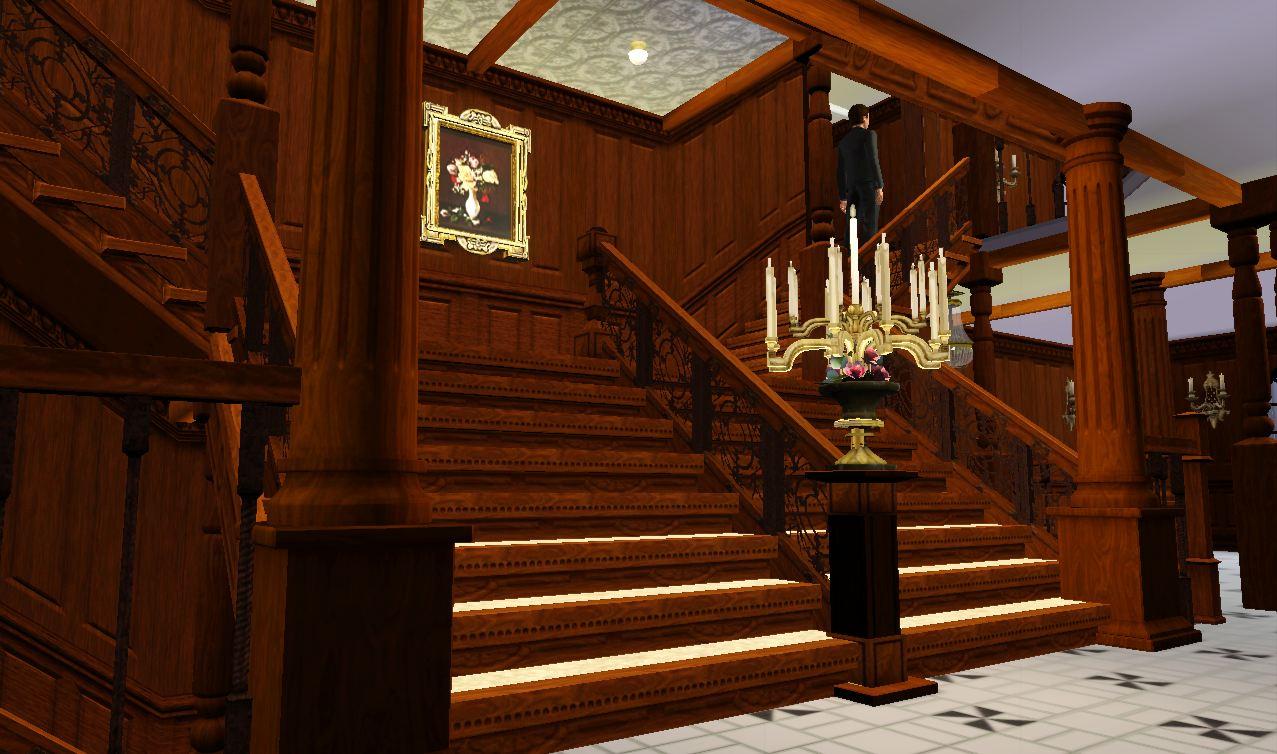 Mod The Sims Titanic On Sims 3