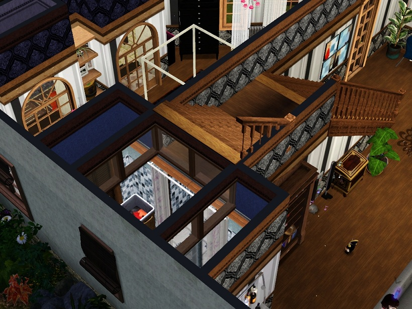 How To Build A Frieze Sims