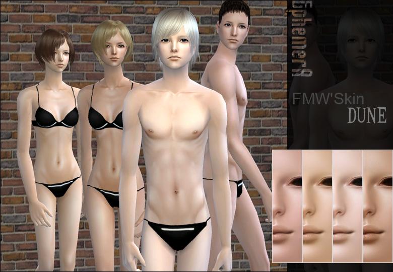 Die sims 2 nackt skin photos 89