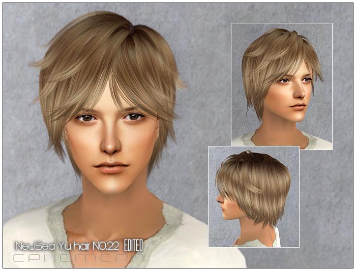 free sims 2 hairstyle downloads. (sims 2 hair -gt; Hair#035