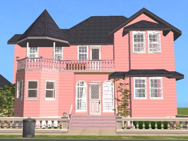 Mod the sims for sale the barbie dream house for Dream house for sale