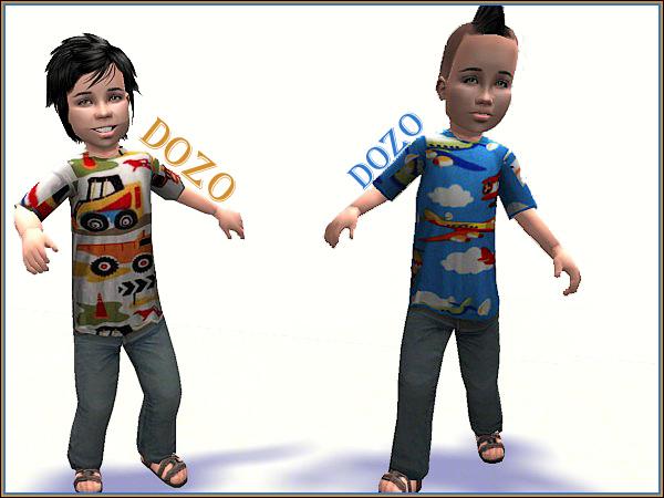 儿童模仿大师抽象画-的,我的童装 模拟人生吧