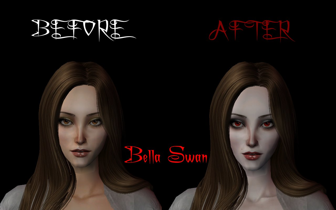 from Brantley sims 2 dating a vampire