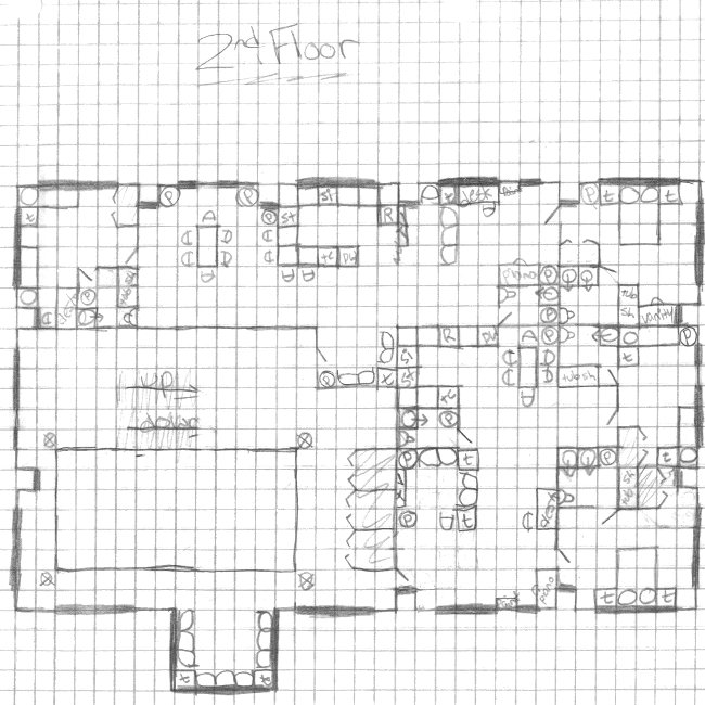 Free Printable House Blueprints