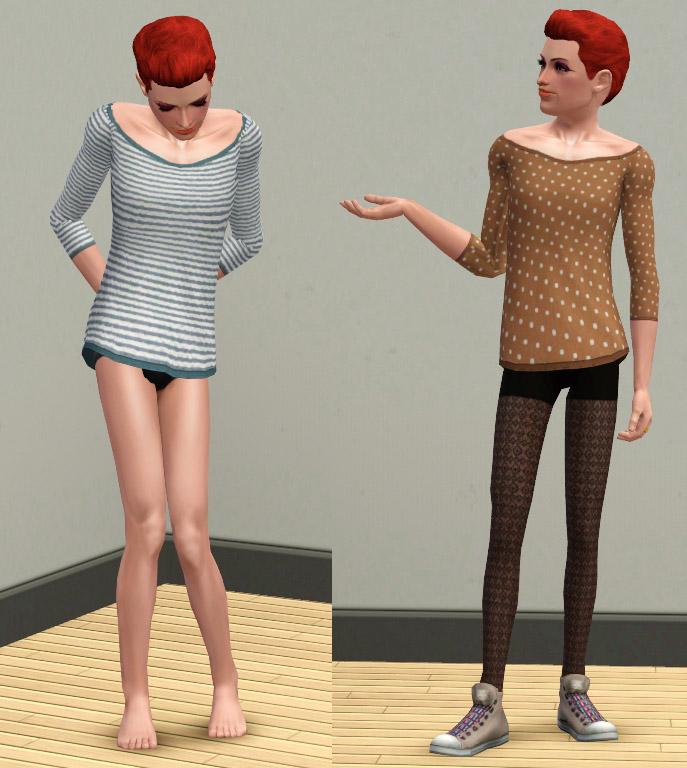Sims 2 transvestite mods