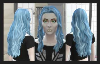 Mod The Sims Downloads Create A Sim Hair